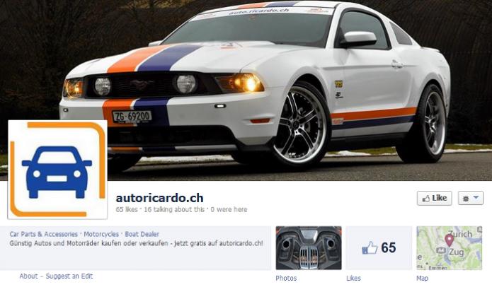 Autoricardo.ch